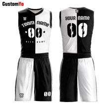 Dry Fit Blank Best Custom Sublimation Sport Shorts Men Basketball Jersey(China)