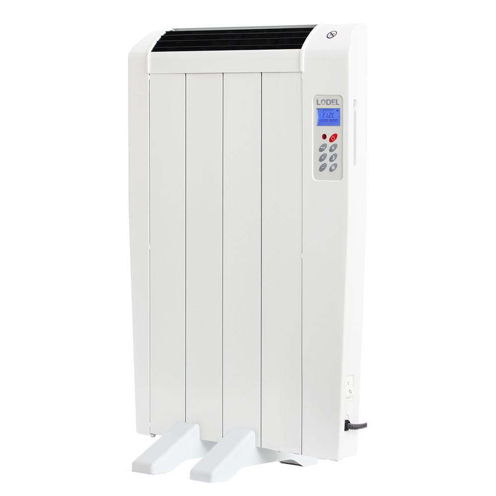 LODEL RA | Thermal Issuer Low Low Consumption | Fast Heating | I Send Remote | Programmable | 3 Modes | Include Paws.