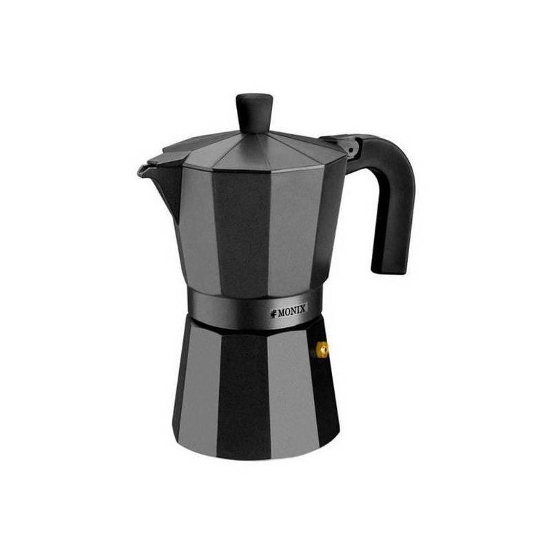 Italian Coffee Maker Monix M640012 (12 Cups) Aluminum