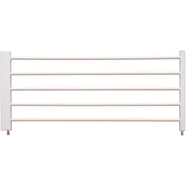 Expander For Barrier-Gate Safe Metal 35 Cm, White