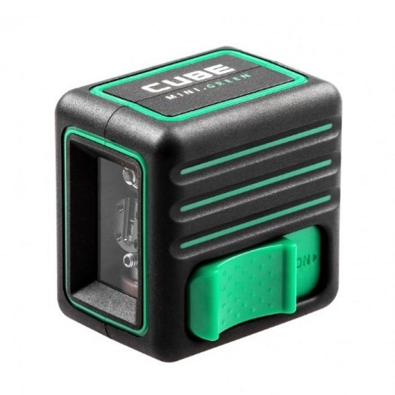 Laser level automatic ADA Cube MINI Green Basic Edition (Horizontal, vertical) automatic laser level ada cube basic edition