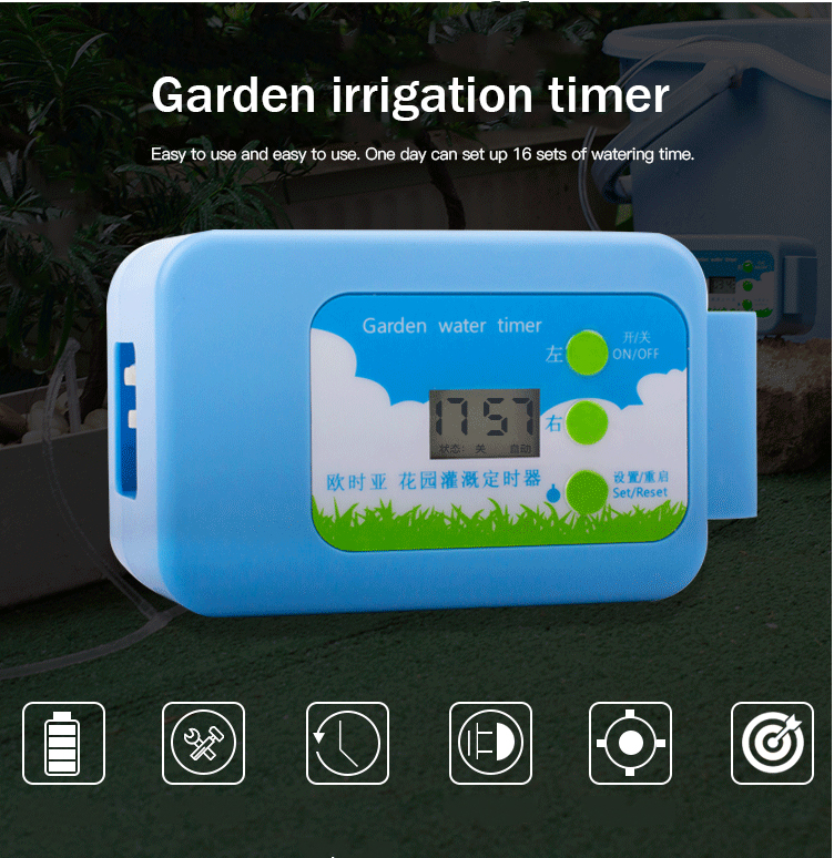 Ubaea0acce2c94c89b17436c31183e992F Automatic Drip Irrigation System Pump Controller Watering Kits with Built-in High Quality Membrane Pump Used Indoor