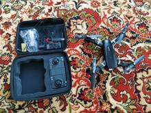 The copter is received, everything works, tried to run. Because of the small experience al