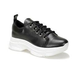 FLO FABRE85Z HAUT Schwarz Frauen Sneaker Schuhe BUTIGO