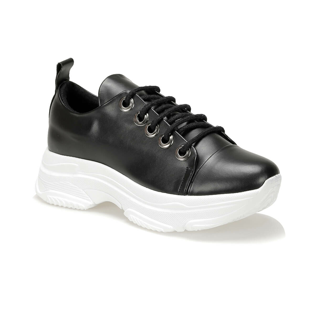 FLO FABRE85Z SKIN Black Women 'S Sneaker Shoes BUTIGO