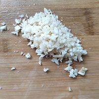 #百变鲜锋料理#鲍汁耗油蒜蓉生菜的做法图解5