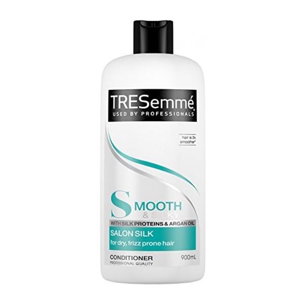 Conditioner Smooth & Silk Tresemme (900 Ml)