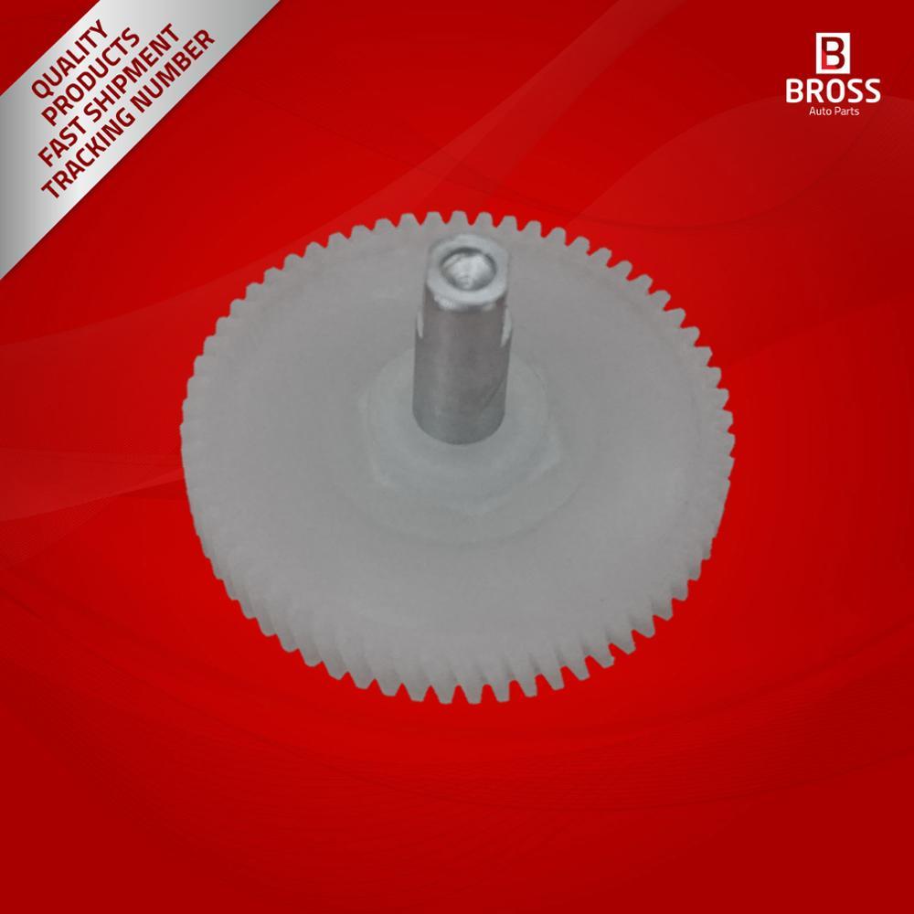 Bross BSR518 パノラマサンルーフモーター修理ギア用シャフトとミニクーパー 2007-2014 54103448675 、 54103428921 、 54109809776