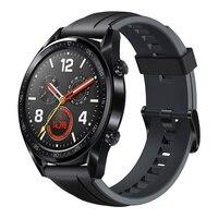 화웨이 시계 GT 스포츠  블랙 컬러 (블랙) -시계 (화웨이 TruSleep  GPS  심박수 모니터링). EU 버전.