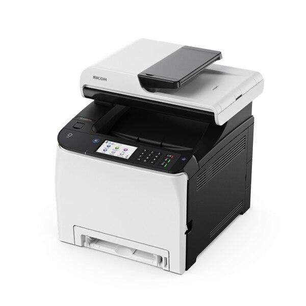 Laser Printer Ricoh SP260SFNW 20 Ipm 2400 Dpi WIFI Fax White Black