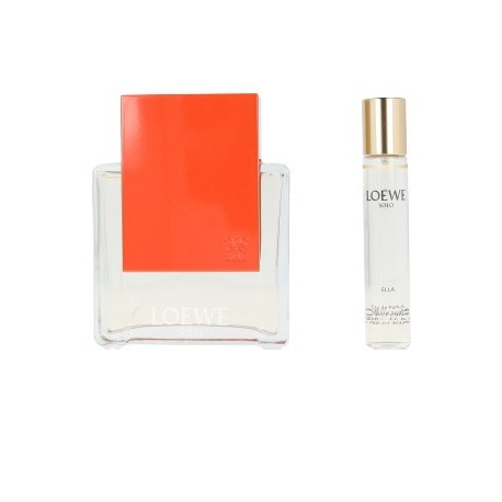 SOLO LOEWE ELLA EDP SPRAY 100ML + 20ML EDT