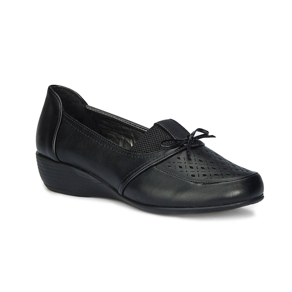FLO 71.157275.Z Black Women 'S Classic Shoes Polaris