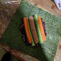 紫菜包饭的做法图解4