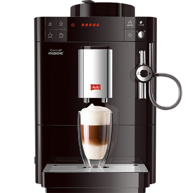 Автоматическая кофемашина Melitta Caffeo Passione F 530-102, черный цена и фото