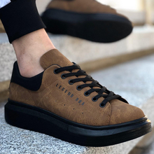 Men Casual Shoes Lac-up Men