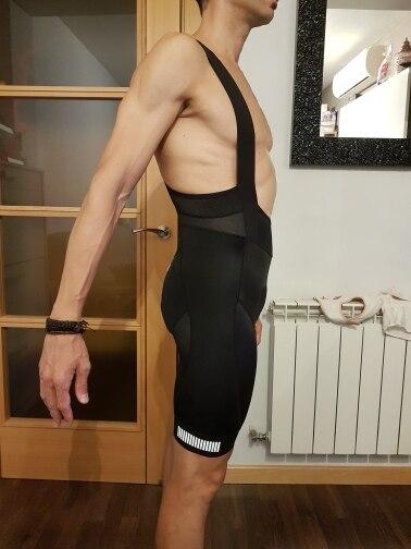 Macaquinho p/ ciclismo Triathlon Triathlon Calções