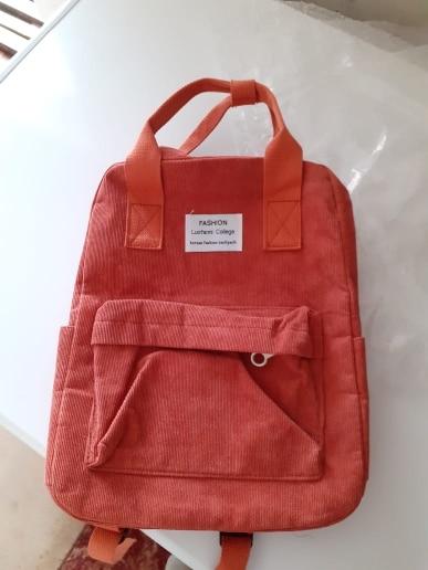 Velvet School Backpack for Teenage Girls photo review