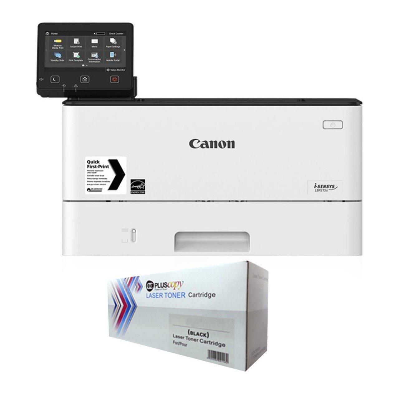Canon LBP223DW Photocopy + Wi-Fi Duplex Laser Printer Full Pluscopy Tonerli