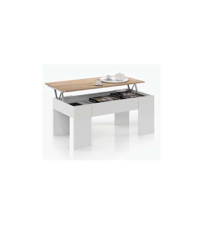 Center Table Liftable Blank Artik And Oak Canadian