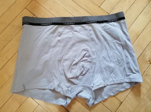 Innersy Shorts Mens 4Pcs\lot Underwear Soft Boxers Cotton Boxer Men Solid Boxer Shorts Plus Size Boxers Mens Underwear Lot|underwear fabric|underwear fitnessunderwear boxer shorts - AliExpress