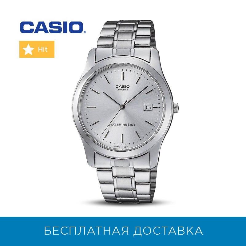 Наручные часы Casio MTP-1141PA-7A мужские кварцевые