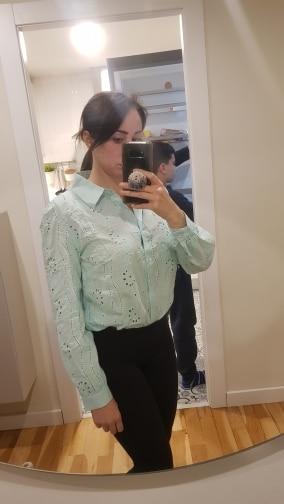 BOHO INSPIRED Shirts Blouses photo review