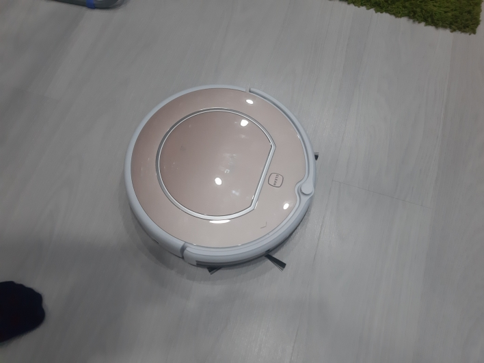 Robot vacuum cleaner iLife V50 pro with memory function quiet, powerful, route memory, 120 min work Vacuum Cleaners    - AliExpress