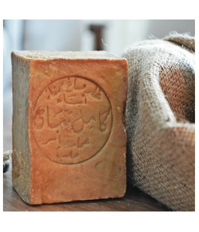 %100 NATURAL TRADITIONNAL ALEPPO SOAP OLIVE OIL&DAPHNE FOR BODY&HAIR