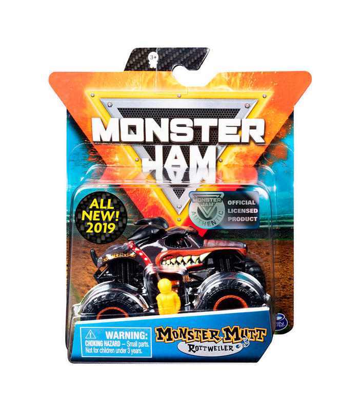 Monster Jam Basic 1: 64, Assorted Models Toy Store Articles Created Handbook