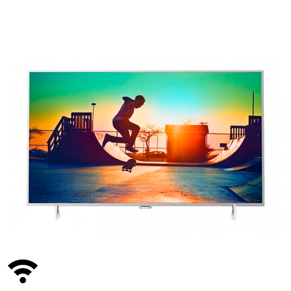"Smart TV Philips 32PFS6402 32"" Full HD LED WiFi Silver