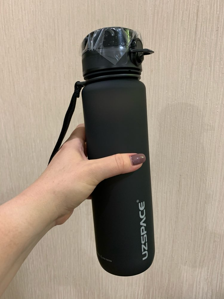 Hot Sports Water Bottle 500ML 1000ML Protein Shaker Outdoor Travel Portable Leakproof Drinkware Plastic My Drink Bottle BPA Free|bpa free plastic|protein shakerbpa free - AliExpress