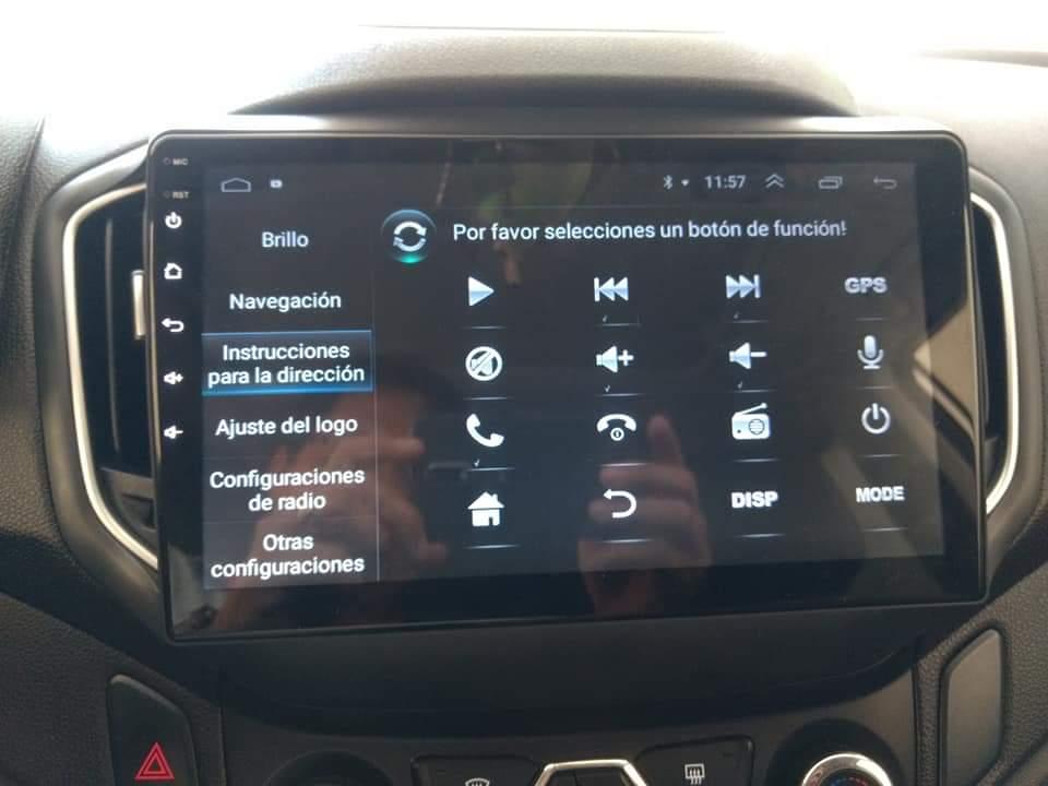 Reprodutor multimídia automotivo Bluetooth Bluetooth Central