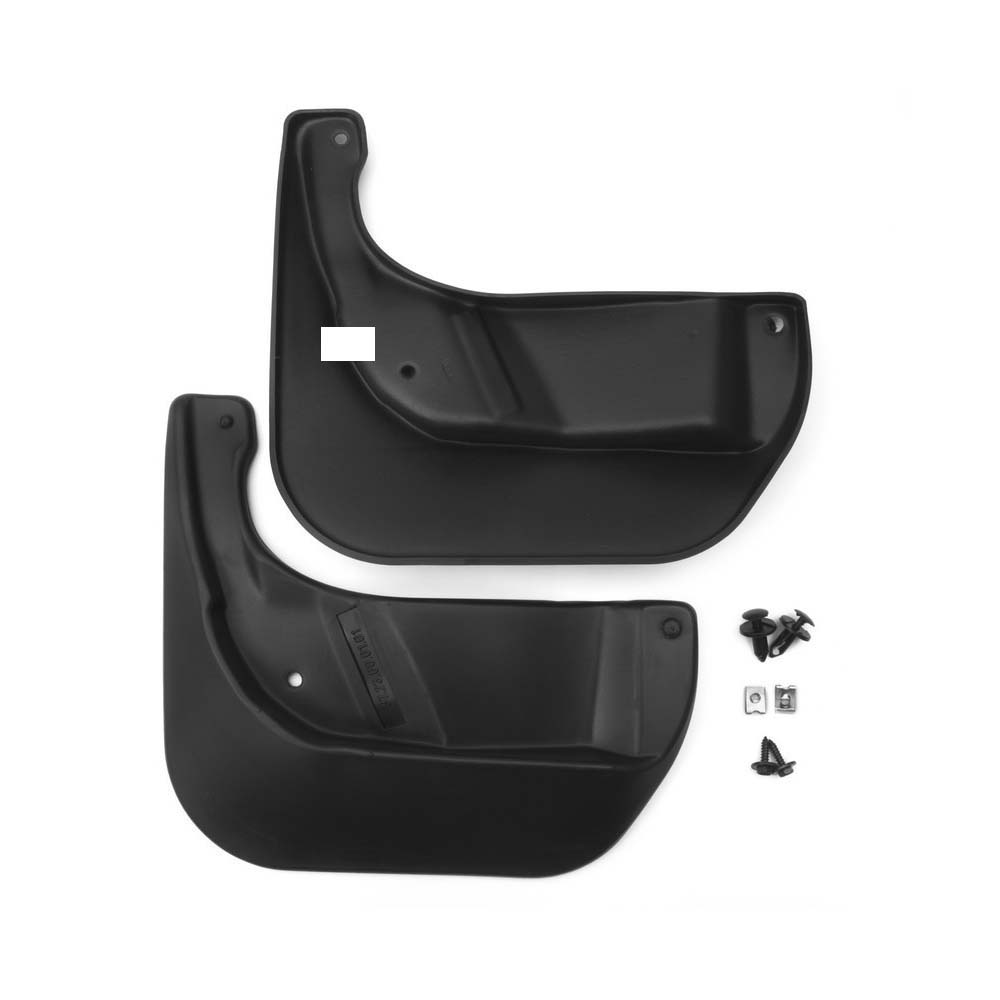 Mud Flaps Splash Guards front for OPEL Astra J 2009-> хб; OPEL Astra J Sports Tourer, 2012-> Ung 2 PCs (O j desprez missa d ung aultre amer