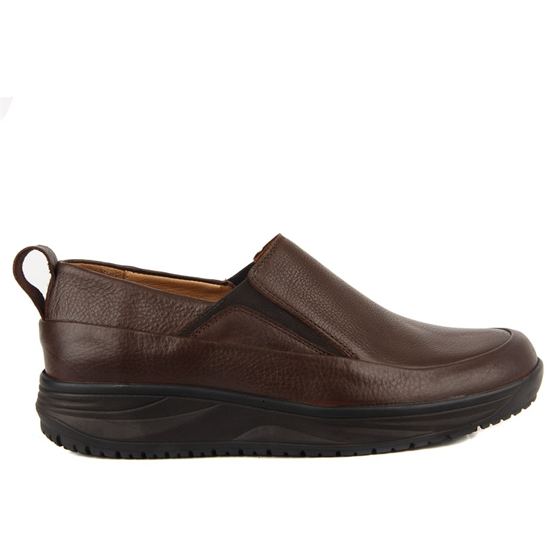 Sail Lakers-Brown High Sole Daily Casual Shoes 101-2851