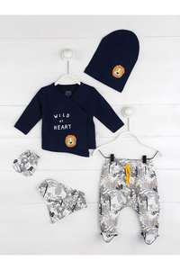 Clothing-Sets Hospital-Outlets Newborn Baby-Boy Fashion-Products Babies And Casual Cotton