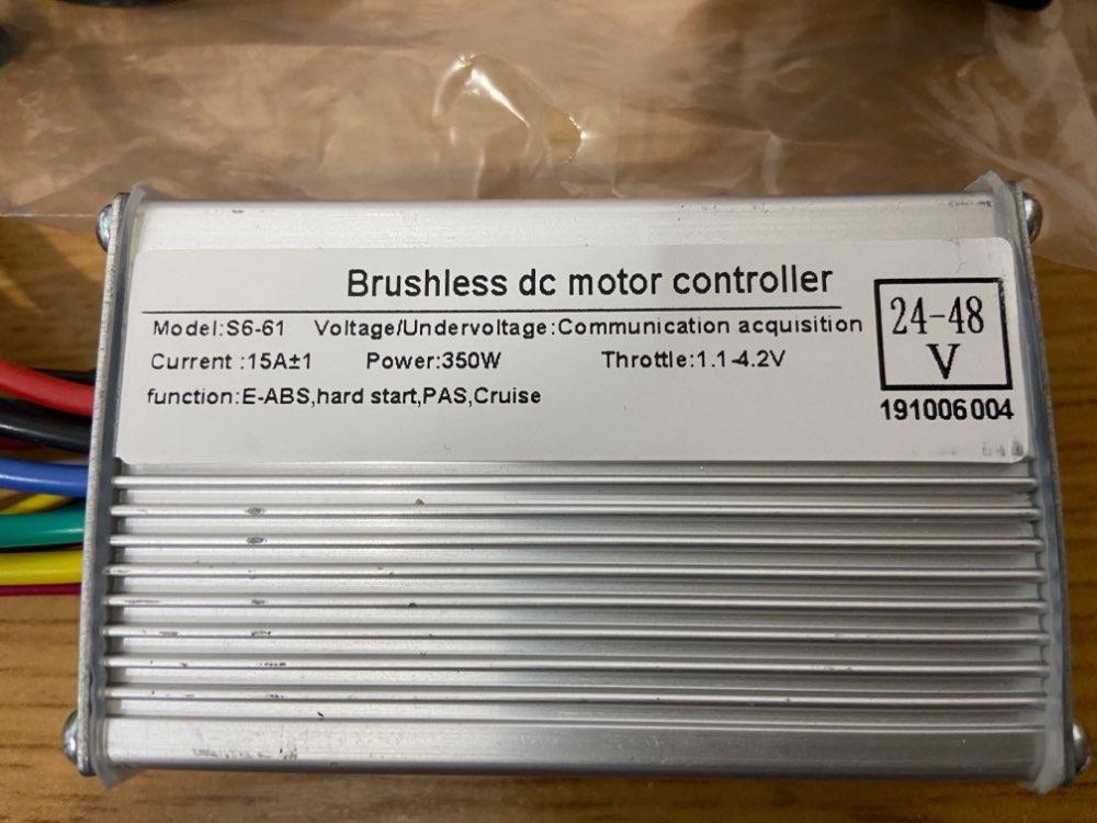 -- Brushless Brushless Acessórios