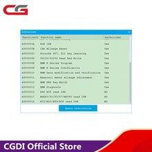CGDI for BMW Upgrade MSV90/N20/N55/N13/B38/B48/B58/MSD80/MSD81/MSD85/MSD87 Read ISN No Need Opening