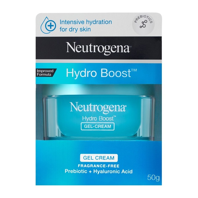 Neutrogena Hydro Boost Gel Cream Moisturizer for Dry Skin 1