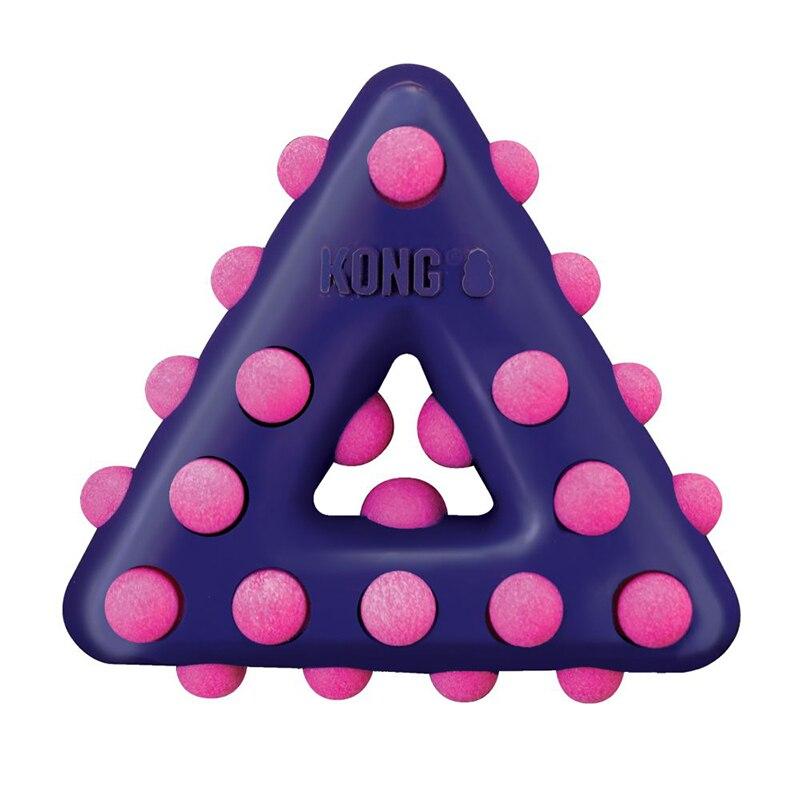 Треугольник, игрушка для собак