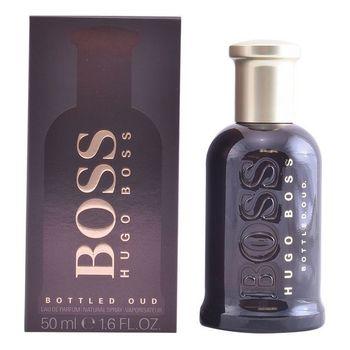Perfume Men Boss Bottled Oud Hugo Boss EDP (50 Ml)