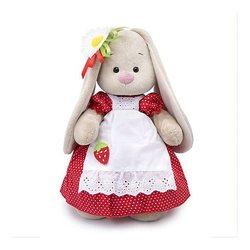 Soft toy Budi Basa Bunny Mi Земляничка, 32 cm MTpromo