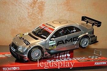 SCX Slot Scalextric 6179 Compatible AMG Mercedes C-Klasse Alesi