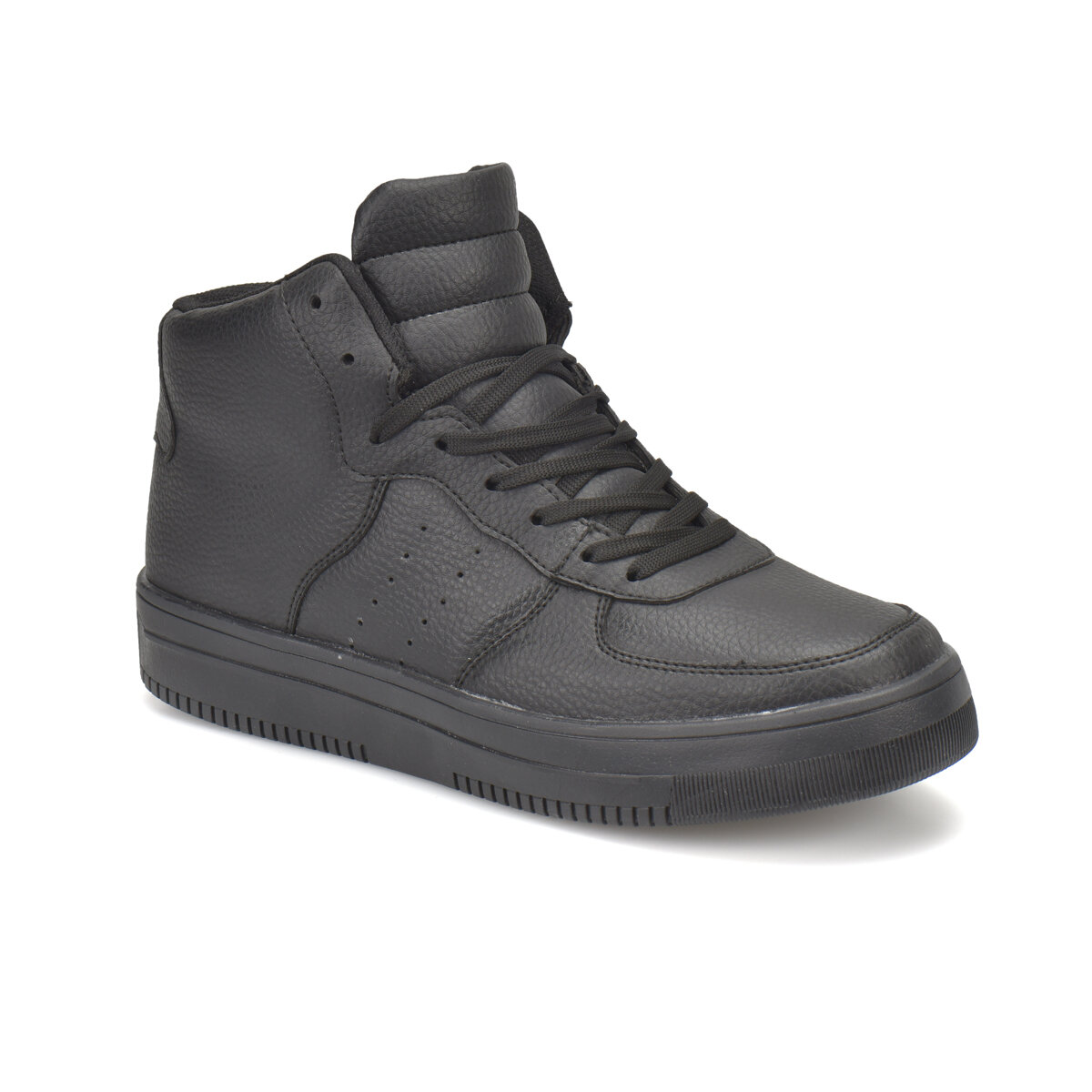 FLO JODER HI Black Men 'S Sneaker Shoes Torex
