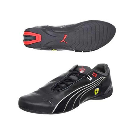 Chaussures Ferrari chat M2 SF noir pointure 41