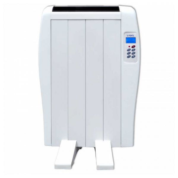 Digital Dry Thermal Electric Radiator (4 Chamber) Haverland RA4 600W White