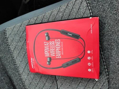 Mpow A7 Wireless Earphone Bluetooth 5.0 Sport Earphones IPX7 Waterproof Hifi Stereo Headphone With Mic For Hornor Huawei iPhone|Bluetooth Earphones & Headphones| |  - AliExpress