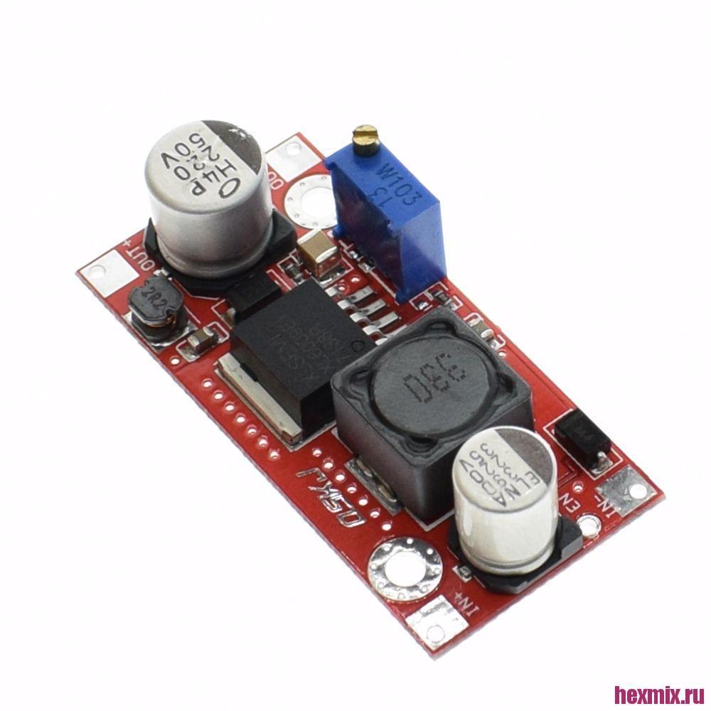 Adjustable DC-DC Converter Xl6009e1 Boost