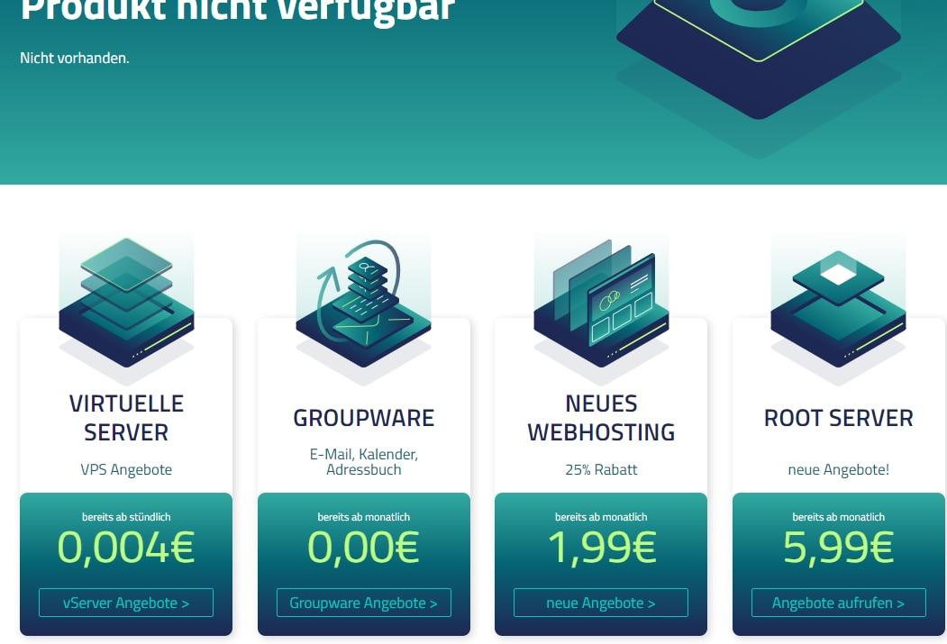 羊毛党之家 线路不行-Netcup:德国老牌商家,特价KVM VPS、虚拟主机等;冬季特价
