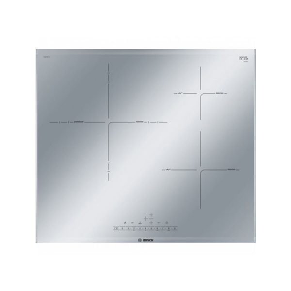 Induction Hot Plate BOSCH PID679FC1E 60 Cm Metallic (3 Cooking Areas)