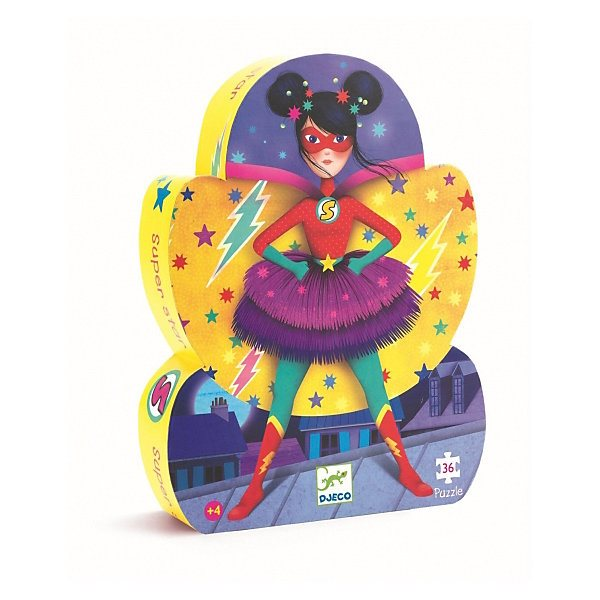 Puzzle Djeco Superstar